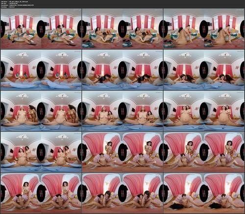 All Girl College Penelope Cross Venus Afrodita Oculus 5k