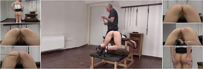Sasha - spankingserver (FullHD)