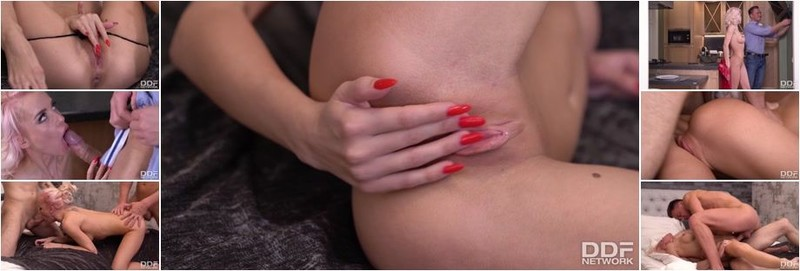 Mira Biliss, Lara Frost - Handyman & Hubby Try To Satisfy Horny Little Ukrainian Nympho (HD)