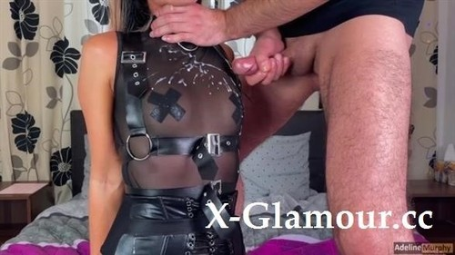 Told Him I Fucked Another Guy! He Slapped, Choked And Fucked Me Hard! Massive Cumshot! Adeline Murphy [HD]