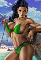 Dandonfuga - Erotic Artwork