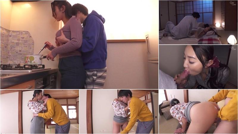 Honma Yuri - True Story: Nailing My Stepmom [HD 720p]