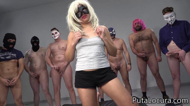 Putalocura - Creampie Gang Bang