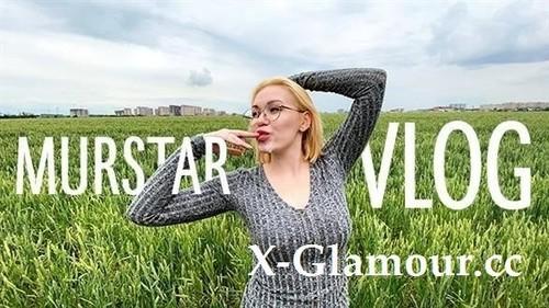 Vlog 2  She Got Sperm On Her Face In A Field  Murstar [HD]