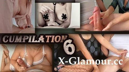 Cumpilation 6 Games, Nails And Ruined Orgasms [HD]