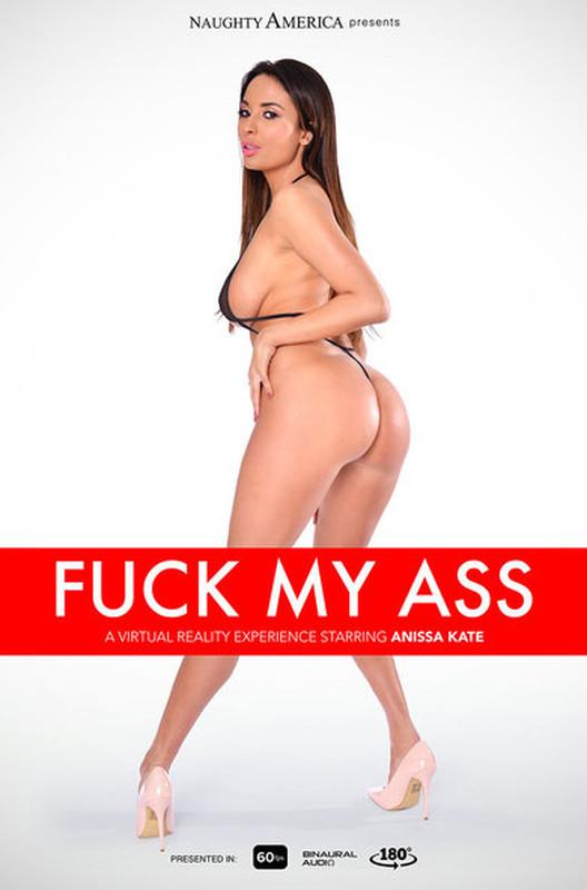 Fuck My Ass Anissa Kate Gearvr