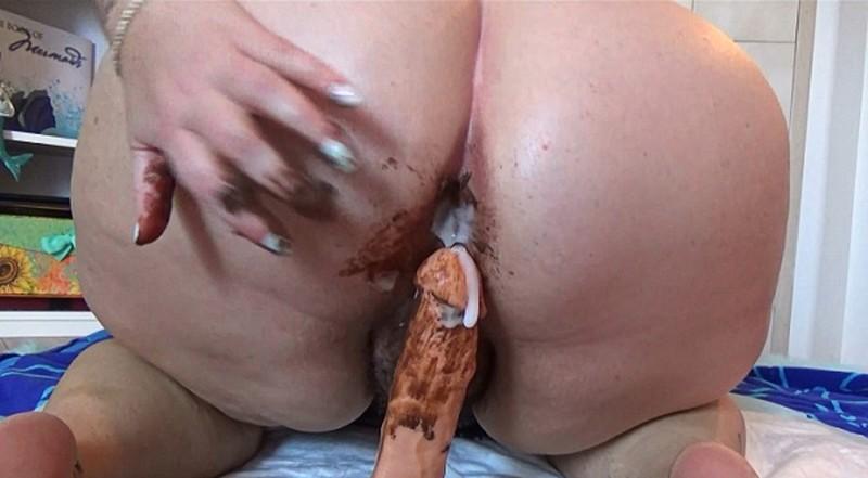 SamanthaStarfish - Cum In My Dirty Shithole [FullHD 1080P]