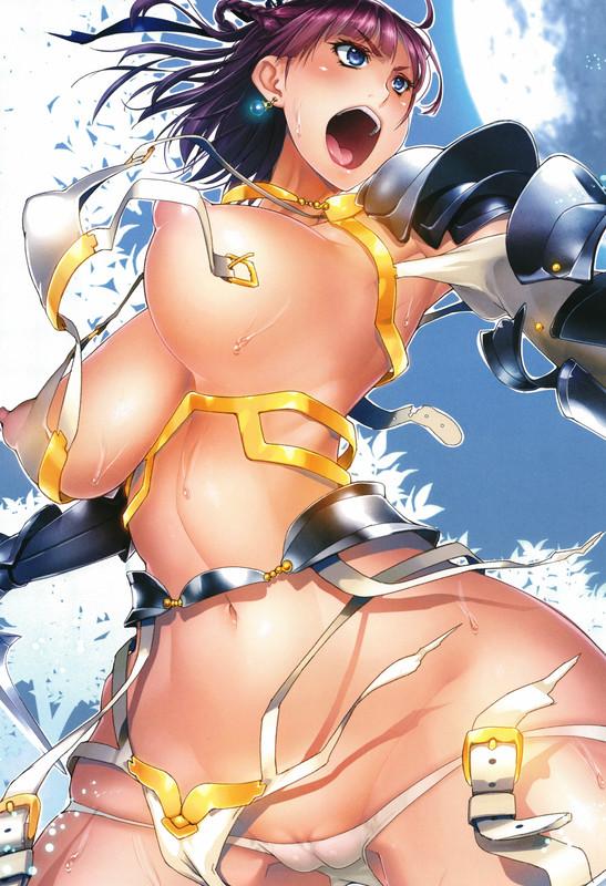 H漫x2-戰鬥吧!!用我的劍插妳的洞...一決勝負...