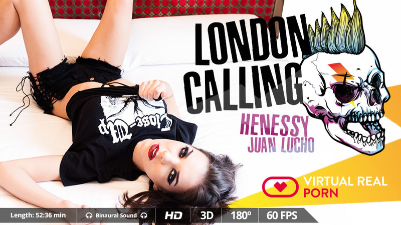 London Calling Henessy Gearvr Oculus Ps4 Pro