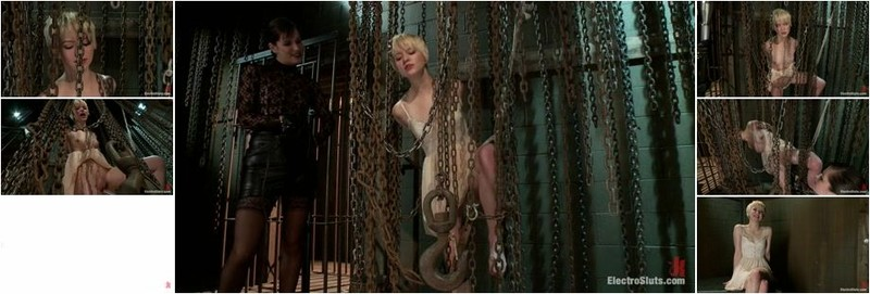 Bobbi Starr, Alani Pi - Electric Chains Keeps her Captive (HD)