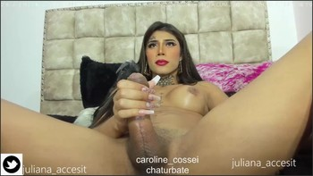 Various WebCam Show With Shemale 01.06.2021