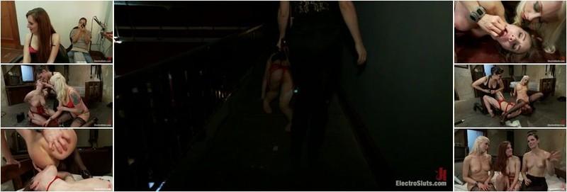 Lorelei Lee, Bobbi Starr, Iona Grace - SHOCKED!!!! An Electrosluts Reality Film (HD)