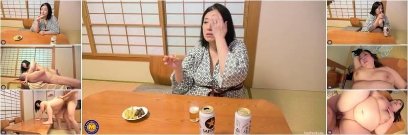 Shizuka Nikaido - Japanese big butt mature Shizuka getting fucked (HD)