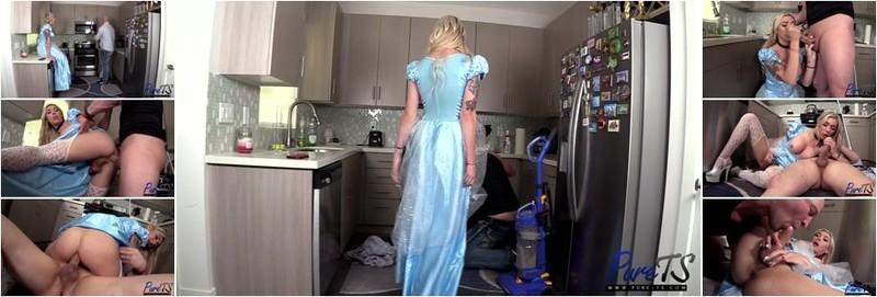 Aubrey Kate - Cinderella Turns The Tables (FullHD)