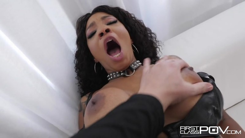FirstClassPOV - September Reign - Busty Babe September Reign Banged Hard And Facialized [SD 480p]