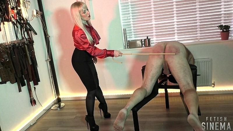 Miss Anna Elite Cruel Caning [FullHD 1080P]