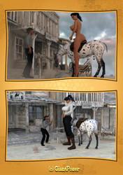 GiantPoser - Wild West