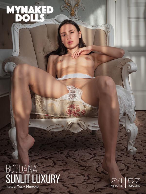 Bogdana - Sunlit Luxury