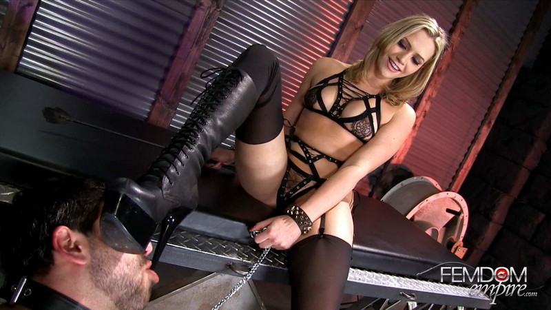 Leather Boot Bitch [FullHD 1080P]