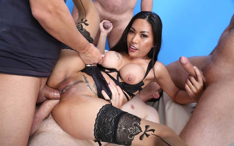 Polly Pons - Balls Deep in Lingerie,Polly Pons, 4on1, ATM, DAP, No Pussy, Big Gapes, Gapefarts, Almost ButtRose, Facial, Creampie GIO1883 [HD 720P]