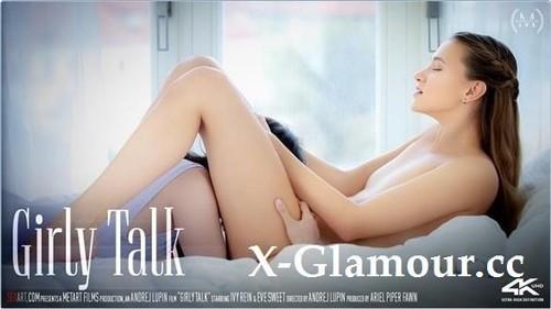 Eve Sweet, Ivy Rein - Girly Talk (HD)