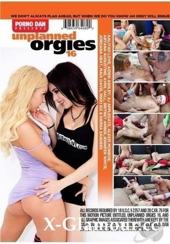 Unplanned Orgies 16 [SD]