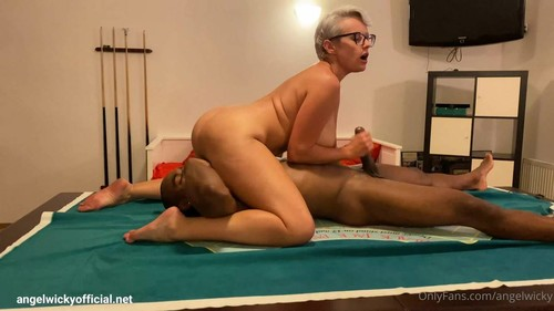AngelWickyOfficial 2021 Angel Wicky Learning To Play Black Jack Can Be A Real Fun XXX 1080p MP4-PXXBAY