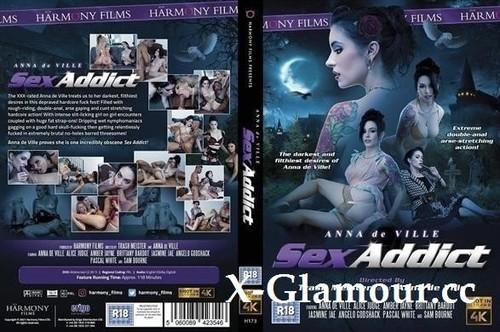 Anna De Ville, Amber Jayne - Anna De Ville Sex Addict Sc3 [FullHD/1080p]