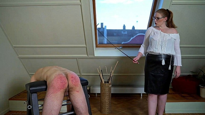 Mistress Cloe Broken Paddle [FullHD 1080P]