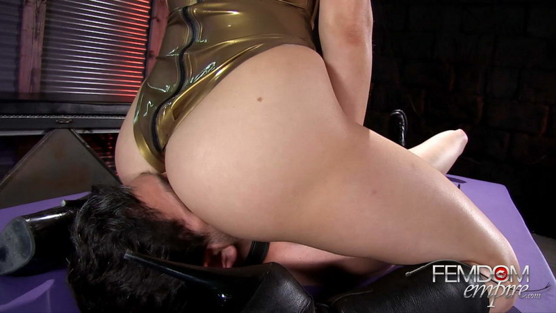 Punished By Ass [FullHD 1080P]