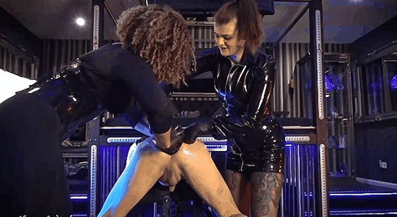 Sin Sisters - Fist - speculum anal stretching [FullHD 1080P]
