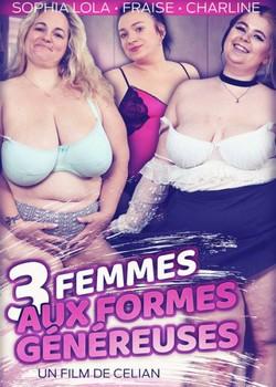 3 Femmes Aux Formes Genereuses