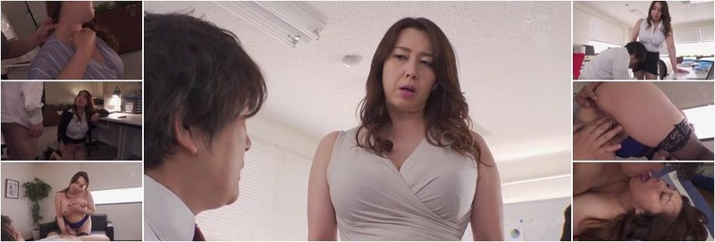 Kazama Yumi - I Sexually Teased My Voluptuous Lady Boss (Who Is Very Strict With Her Employees) But Instead Of Getting Mad, In The End, She Let Me Fuck Her (HD)