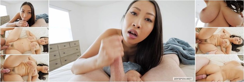 Sharon Lee - Busty Asian Step Mom Sharon Lee Gets Creampied (FullHD)