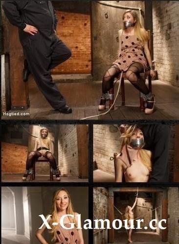 Taken - Hot Blonde Nymph Made To Submit [HD]