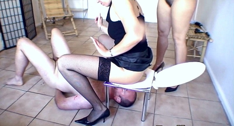 Toilet Slave Works P3 [HD 720P]