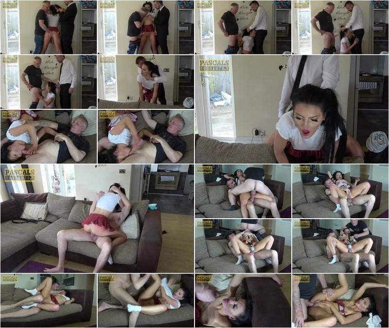 Evangeline Love - Cum - covered (1080p)