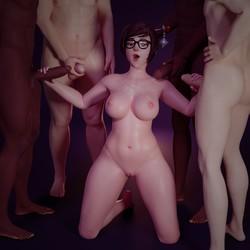 Sanmie3D - 3D Porn Artwork Collection