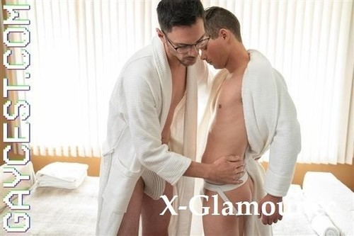 Hung Uncle, Tape 2 - Mr. Divino And His Nephew Mark Boy Massage [FullHD]