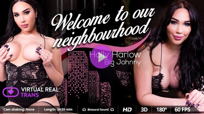 Holly Harlow Vp9 Gearvr Oculus Vive