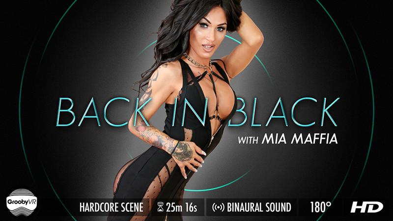 Back In Black Mia Maffia Oculus Vive