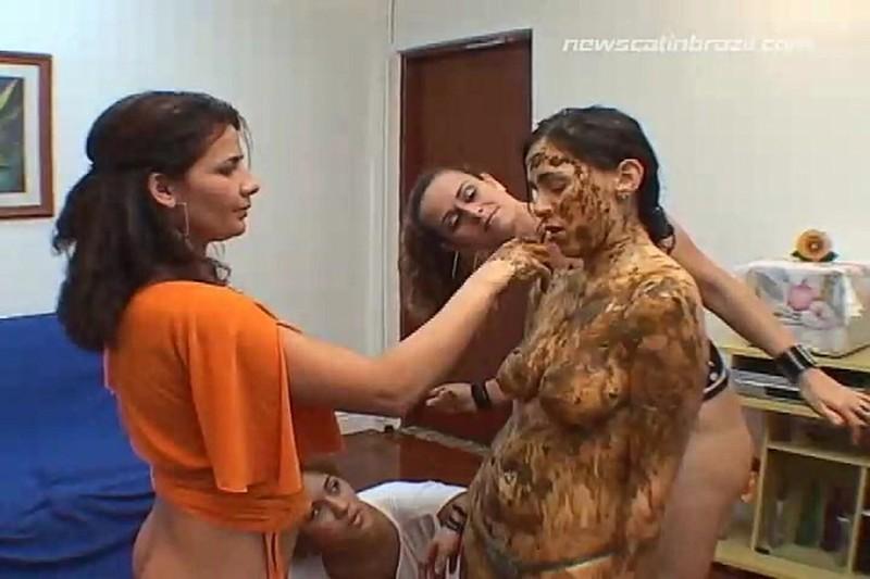 NewScatinBrazil - Chris - Mary Castro - Victoria - nasty maid [SD 480P]