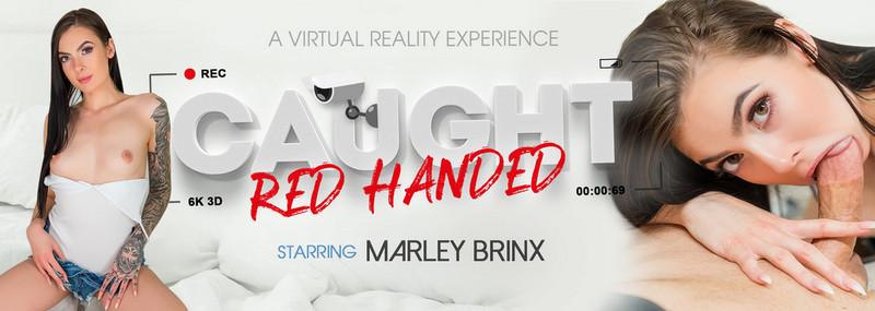 Marley Brinx Caught Red Handed Oculus Rift Vive