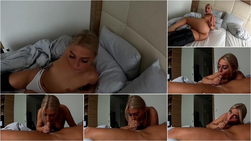 LiaEngel - Hotel - Gefickt trotz kaputten Bein und Facial (1080P/mp4/348 MB/FullHD)