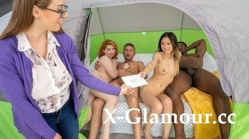 Tag Teaming The Glampers [FullHD]
