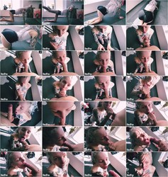 [Porn.com] Red Fox - Morning Yoga Turned Into POV Deep Blowjob From Dreadlock Babes (Download: Cloudfile)