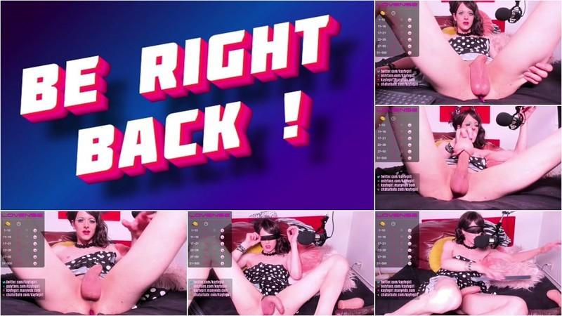 Trans Girl - Cam Show Various TGirls 19 Jul [HD 720p]