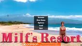 Milf's Resort - Version 6.1 by Milfarion Win/Linux/Mac + Walkthough