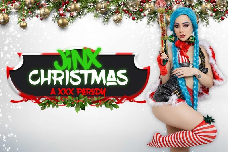 Jinx Christmas A Xxx Parody Alessa Savage Smartphone