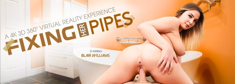 Fixing Her Pipes Blair Williams Oculus
